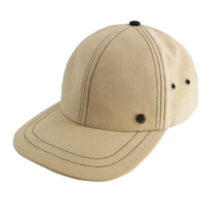 casquette 6panel homme street made in france