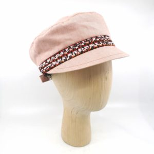 casquette marin tweed made in france